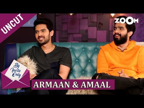 Download Lagu  Armaan Malik and Amaal Mallik | By Invite Only | Episode 36 | Full Episode Mp3 Free