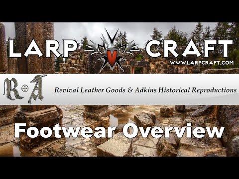 Revival Leather Footwear Review | Revival.us