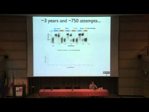 EMBO conference: Viruses of Microbes 2012: Drew Endy