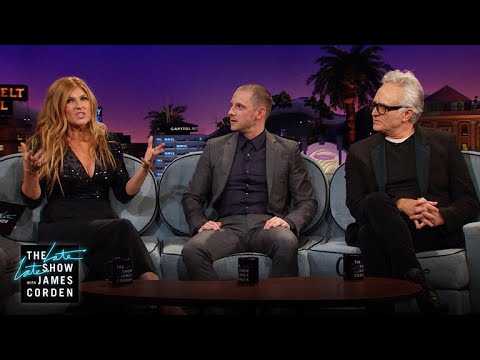 New Year's Resolutions w Connie Britton, Bradley Whitford & Jamie Bell