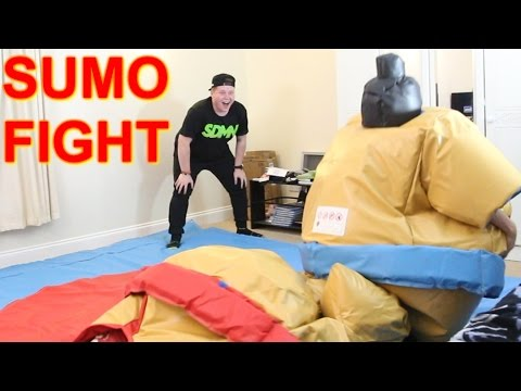 Thumbnail: SUMO FIGHT WITH W2S