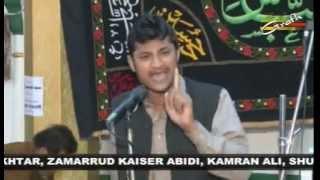 Mujtaba Mahmoodpuri | Majlis S. Iftekhar Husain Kazmi | Dargah Hazrat Abbas a.s. Lucknow