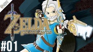 [쉐리] 닌텐도 스위치! 젤다의전설 야생의숨결(The Legend of Zelda: Breath of the Wild)실황영상 1화