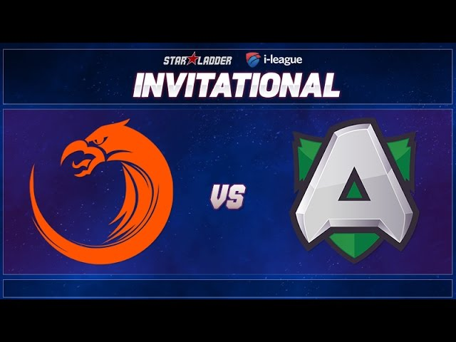 TNC vs Alliance Game 1 - SL i-League Invitational: Group A - @Lyrical @Merlini