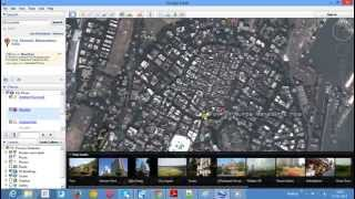 tutorial how to use google earth