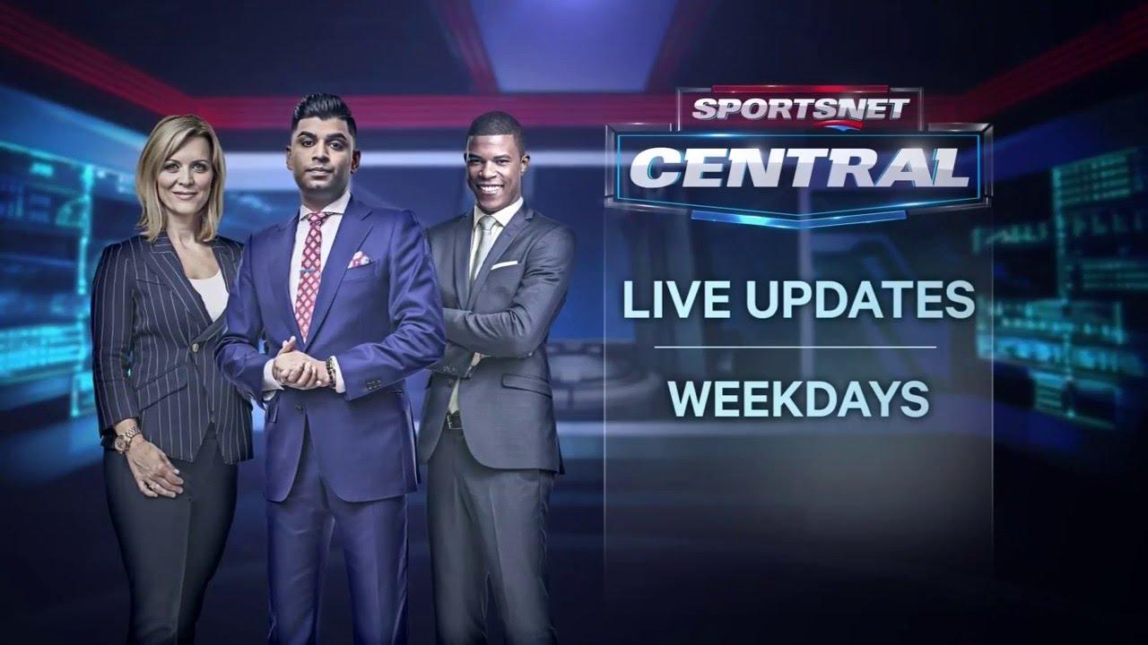 Sportsnet Central Update Promo...