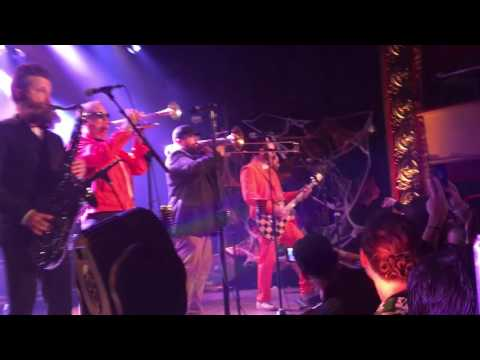 Reel Big Fish, Sell Out, Majestic Theatre, Madison, 10/31/16