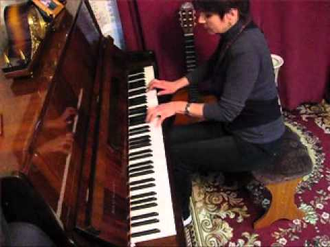 2. Уроки на пианино. Виктория Юдина