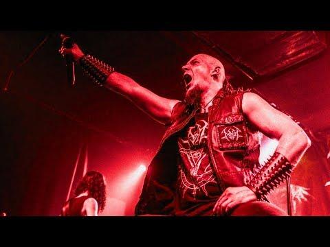 NAHUM - Mother Death [Official Video] - Death Metal / Thrash Metal