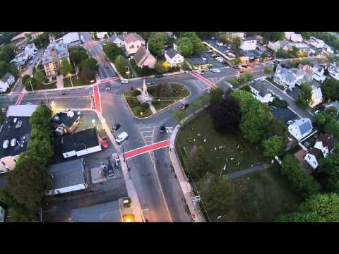 Saugus Massachusetts Aerial Video Drone