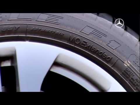 mercedes benz e guard protection by run flat tires youtube. Black Bedroom Furniture Sets. Home Design Ideas