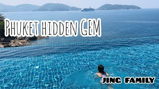 PHUKET HIDDEN GEM SURIN BEACH/RELAX AT INFINITY POOL U ZENMAYA HOTEL