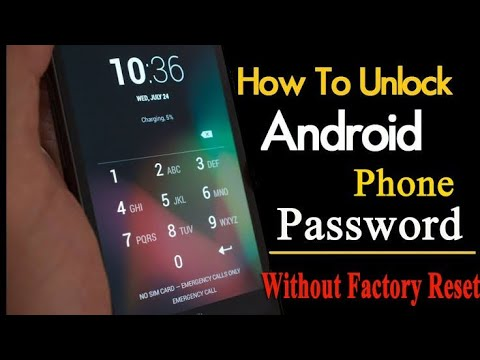 Unlock All Android Phones Using Computer (EASILY)