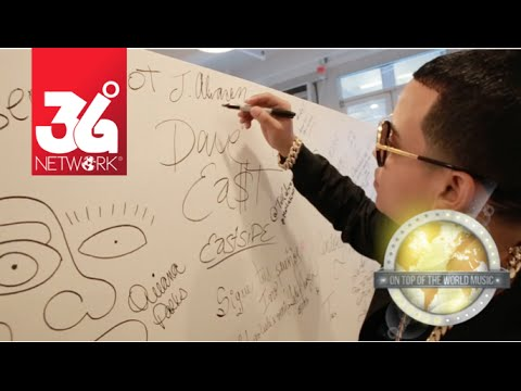 J Alvarez - New York [Media tour]