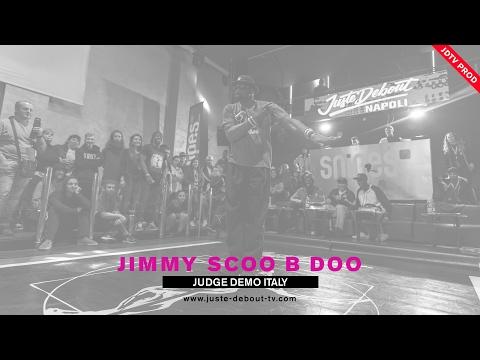 Demo Scoo B Doo - Juste Debout Tour 2017 Napoli