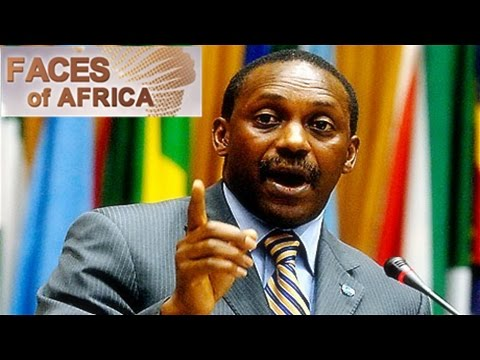 Faces of Africa— Kandeh Yumkella: man of energy 08/28/2016