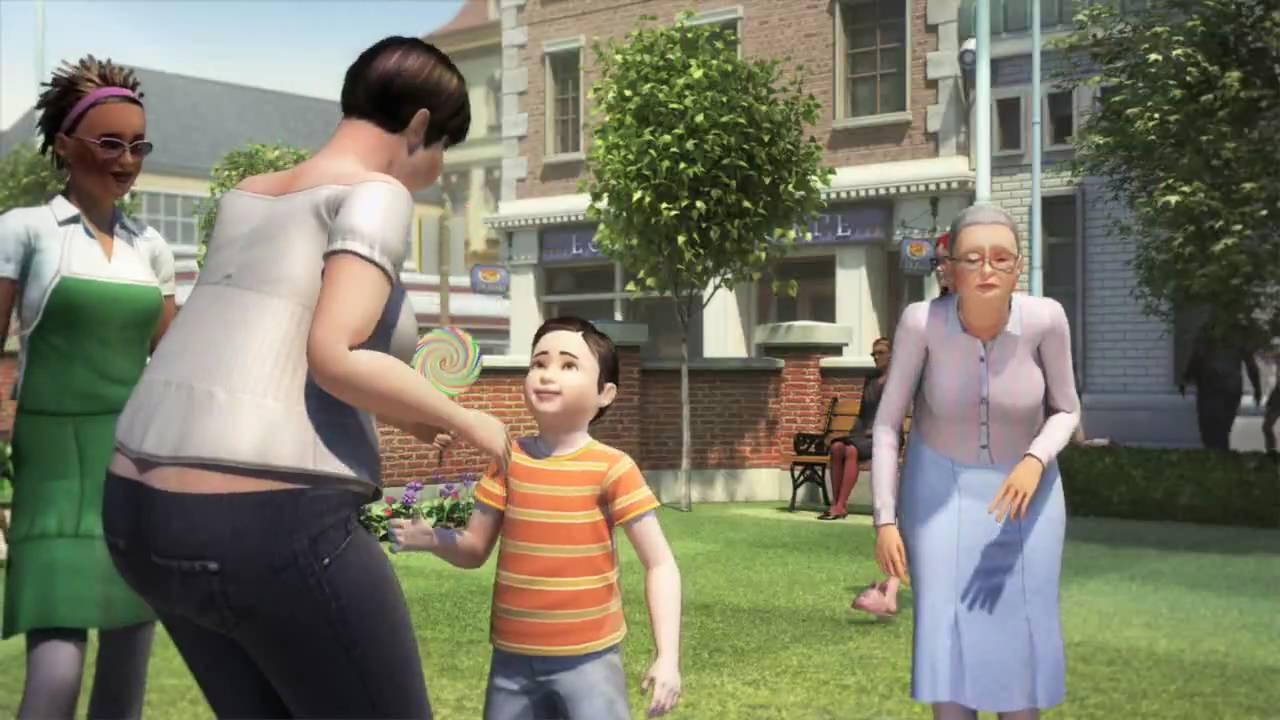 Sims bekapcsol