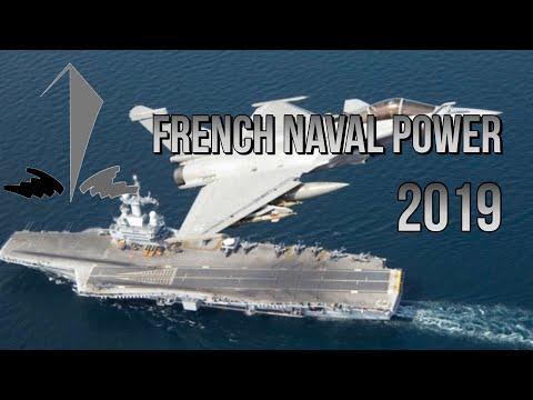 NAVAL POWER 2019/FRANCE NAVY FLEET/Marine Nationale