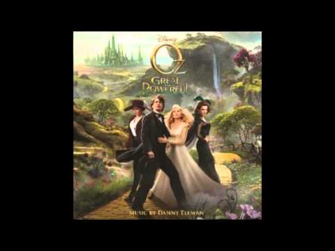 Oz The Great And Powerful Soundtrack - Fireside Dance (5 mins)