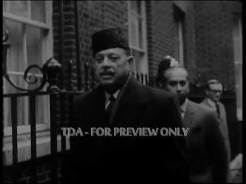 Busy Days at Number 10 - Harold Wilson - Ayub Khan (1967) BBC Television Newsreel