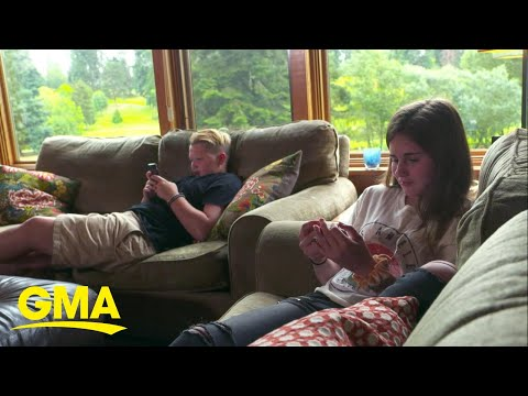 Parents hire coaches to help limit their kids' screen time l GMA