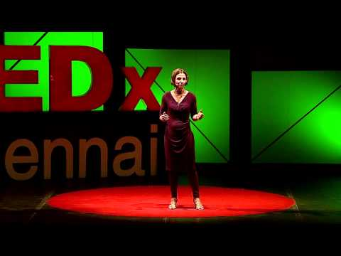 Discover the Three Keys of Gratitude to Unlock Your Happiest Life!: Jane Ransom at TEDxChennai