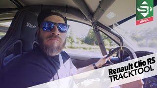 Renault CLIO RS | Tracktool Testfahrt | Sidney Industries