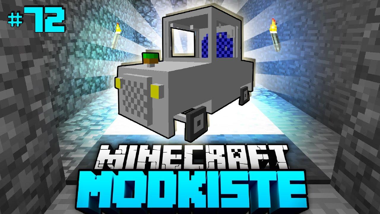 GARAGENQUEEN Endlich GEKAUFT Minecraft Modkiste DeutschHD - Minecraft modkiste spielen