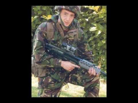 Private Robert Hayes, British Soldier killed in Afghanistan