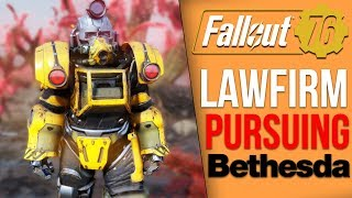 Fallout 76 News - Lawfirm Doubles Down Against Bethesda, DLC Roadmap in Response to Backlash
