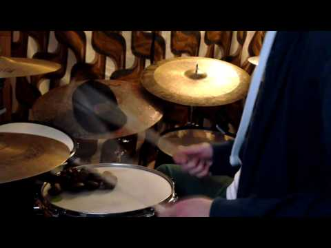 Drum Cover (Deliric X Silent Strike - Maine ft. EM)