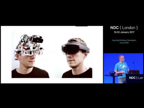 Holographic Programming – Exploring the HoloLens - Lars Klint