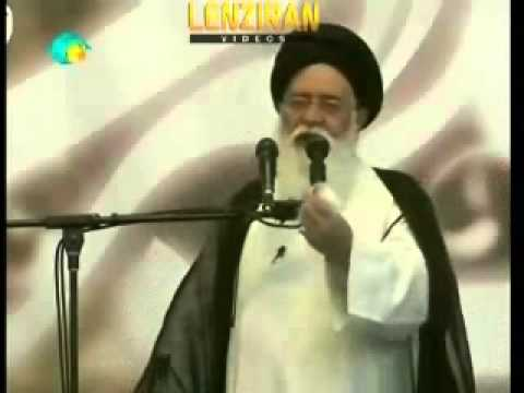 Ayatollah Alamolhoda attack minister of communication for his comment about FaceBook