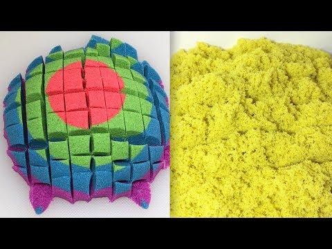 Very Satisfying Video Compilation 48 | Kinetic Sand | ASMR | SandTagious