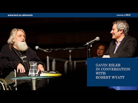 Gavin Esler In Conversation with Robert Wyatt