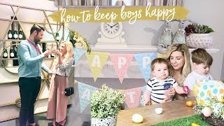 HOW TO KEEP BOYS HAPPY | VLOG AD