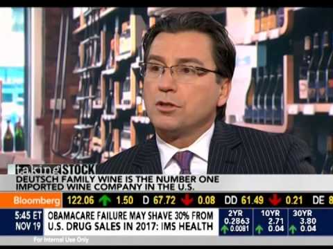 Taking Stock- Bloomberg TV- Pimm Fox