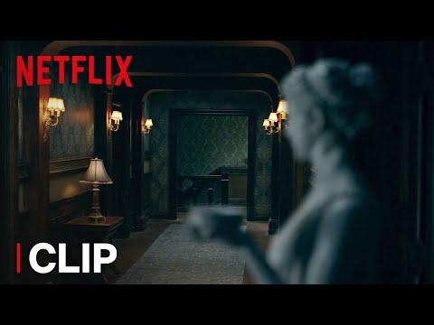 The Haunting of Hill House | Clip: Do You See It? | Netflix