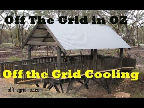 Off the Grid Cooling
