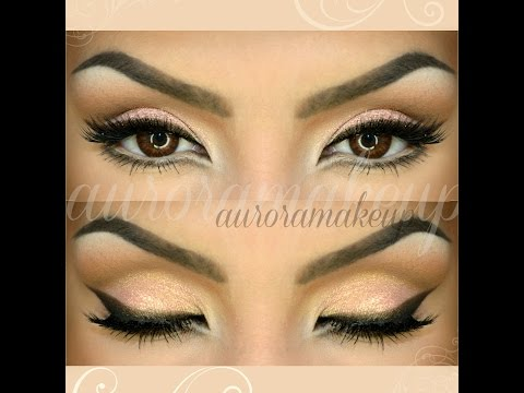 @auroramakeup , Maquillaje de Ojos para DIARIO / Everyday , YouTube