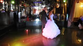 Свадебный танец - Танго (Пышное платье) - Евгения и Владимир