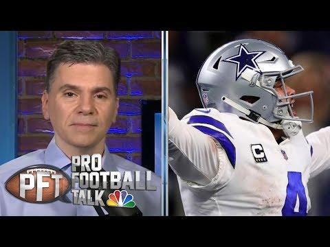 What's Dallas Cowboys breaking point with Dak Prescott contract?   Pro Football Talk   NBC Sports