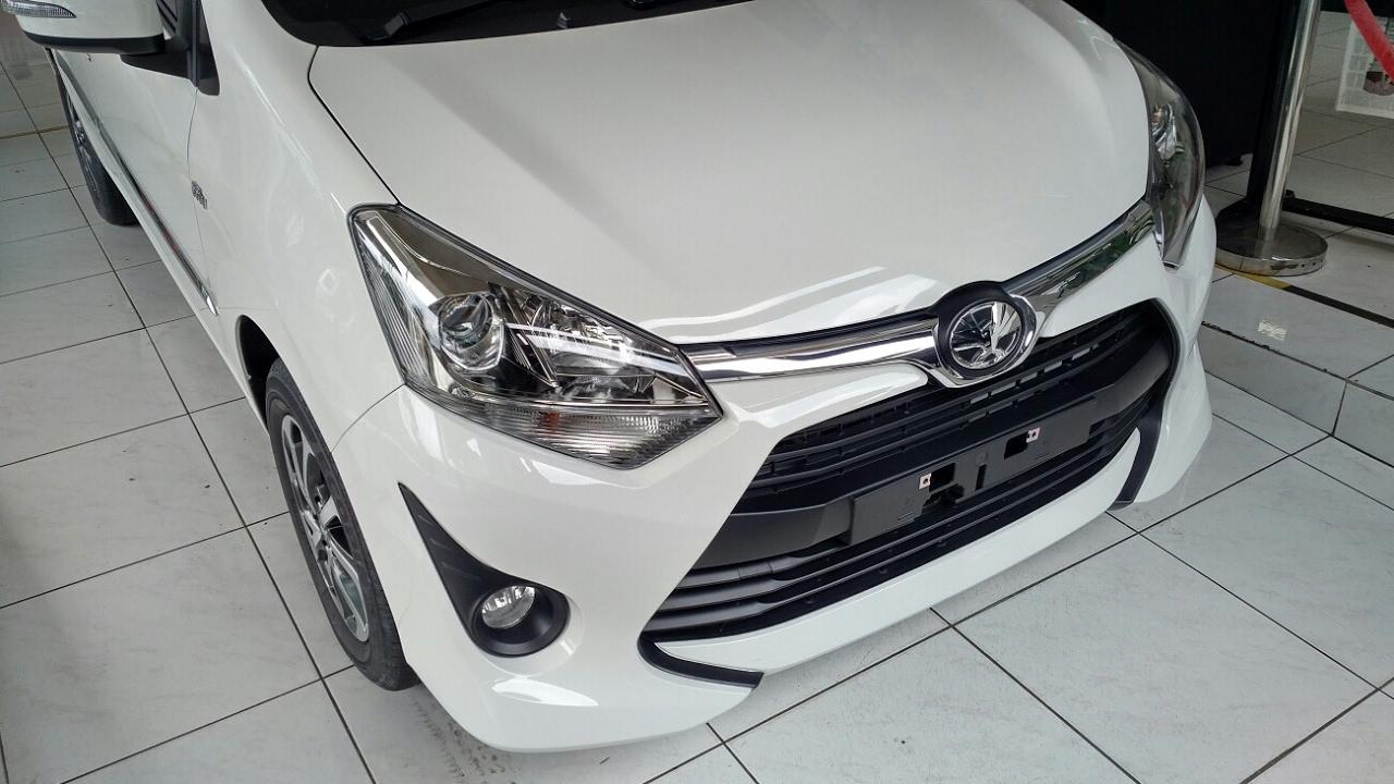 New Agya 1.2 G At Trd All Kijang Innova V Diesel In Depth Tour Toyota 1 2g A T Facelift 2017 Tambahan Beda Abs Juga Sama Varian S