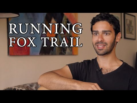 Maneli Jamal - Running Fox Trail (with commentary)