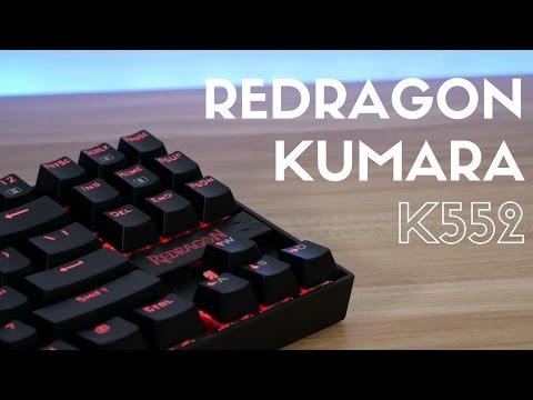 Redragon Kumara Keyboard Review