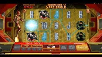 Iron Man 3 im Eurogrand Casino