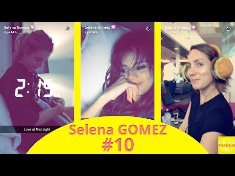 Selena Gomez with her friends in Brisbane (Australia) - snapchat - august 11 2016