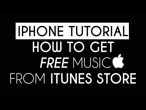 HOW TO GET FREE MUSIC FROM ITUNES STORE   2016