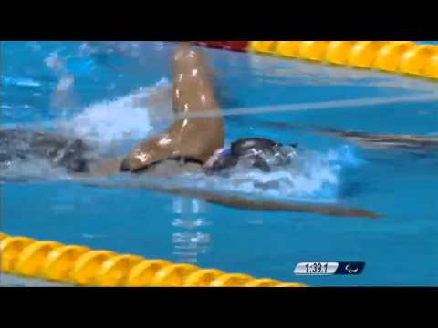 Swimming - Women's 400m Freestyle - S6 Final - London 2012 Paralympic Games