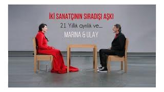İki Sanatçının Sıradışı Aşkı (Marina Abramović  Ulay)